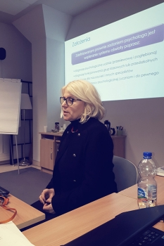 General assembly of the Warsaw Branch and the National Assessment Section of the Polish Psychological Association