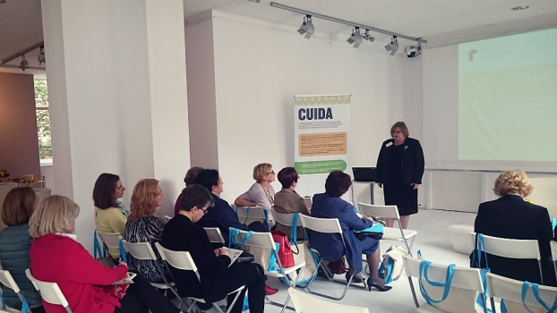 The launch of CUIDA questionnaire