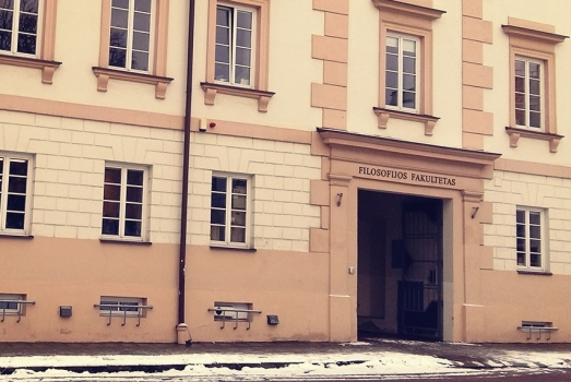 Series of lectures at the University of Vilnius