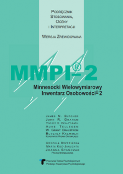 The Minnesota Multiphasic Personality Inventory®-2 – MMPI®-2