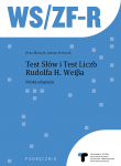 WS/ZF-R. RUDOLF WEISS TEST OF WORDS AND TEST OF NUMBERS