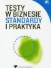 TESTS IN BUSINESS. STANDARDS AND PRACTICE